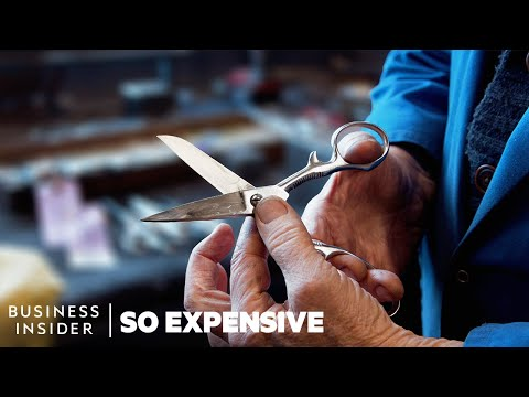 Why Ernest Wright Scissors Are So Expensive | So Expensive